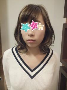 ゆる柔ミックスパーマ cut:kawano